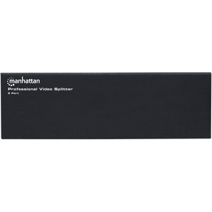 Manhattan 2-Port Professional Video Splitter - VGA, SVGA, MultiSync