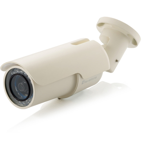 LevelOne 2-Megapixel FCS-5051 10/100 Mbps PoE SD/SDHC Card Slot Day/Night IP Network Camera