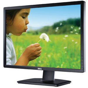 "Dell UltraSharp U2412M 24"" LED LCD Monitor Black"