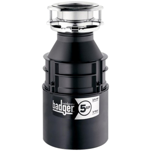 DISPOSER 3/4HP BADGER 5XP