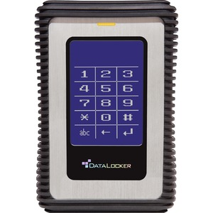DataLocker DL3 1TB Encrypted External Hard Drive with RFID Two-Factor Authentication