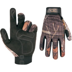 MOSSY OAK BCKCNTRTY GLOVES M