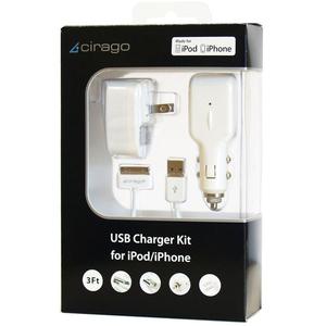 Cirago Auto/AC Adapter