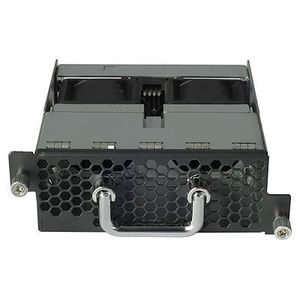 HP A58x0AF Front (port side) to Back (power side) Airflow Fan Tray