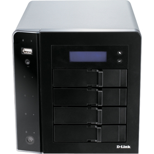 D-Link ShareCenter Pro DNS-1250 Network Storage Server
