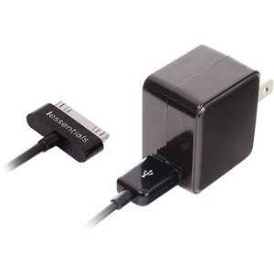 iEssentials USB Wall Charger with Apple USB Cable