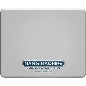 Man & Machine Mouse Pad