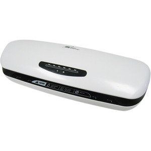"Royal Sovereign 13"" Thermal and Cold 2 Roller Pouch Laminator"