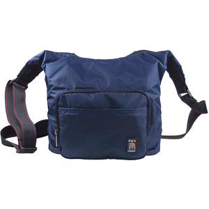 Ape Case Envoy Carrying Case (Messenger) for Camera, Lens, Accessories - Cool Blue