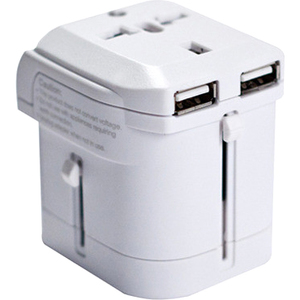 I/OMagic World Travel Power Adapter (White)