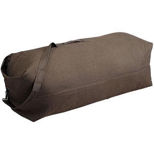 Stansport Deluxe Travel/Luggage Case (Duffel) for Travel Essential - Olive Drab