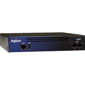 Digium G200 Dual T1/E1/PRI Appliance