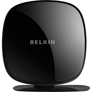 Belkin IEEE 802.11n 300 Mbit/s Wireless Range Extender - ISM Band - UNII Band