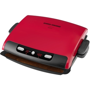 George Foreman 100 Inch Removable Plate Grill