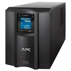 APC by Schneider Electric Smart-UPS C 1500VA LCD 120V