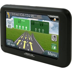 Magellan RoadMate 2220-LM Automobile Portable GPS Navigator