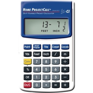 CALCULATOR HOME PROJECT DIY