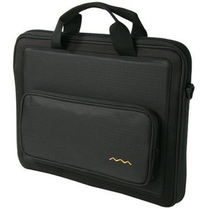 """Higher Ground Flak Jacket Plus Carrying Case (Sleeve) for 12"""" Accessories, Notebook - Black"""