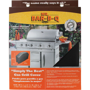 Mr. Bar.B.Q Simply The Best Large Gas Grill Cover