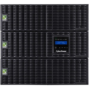 CyberPower Smart App Online OL8000RT3UTF 8000VA TF 120V, 200-240V Pure Sine Wave LCD UPS