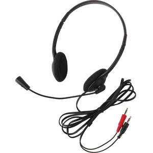 Califone 3065Av Lightweight Headset Mic 3.5Mm 6Ft Via Ergoguys