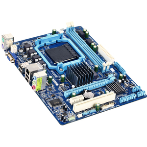 Gigabyte Ultra Durable 4 Classic GA-78LMT-S2 Desktop Motherboard - AMD 760G Chipset - Socket AM3+ - Retail Pack
