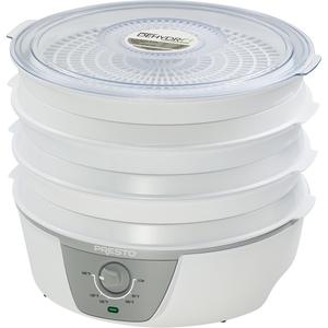 Presto Dehydro Electric Food Dehydrator With Adjustable Temperature Control