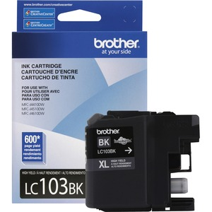 Brother Innobella LC103BK Original Ink Cartridge