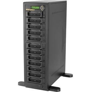 Aleratec 1:11 HDD Copy Cruiser IDE/SATA - 11 HDD Duplicator and 12 HDD Sanitizer