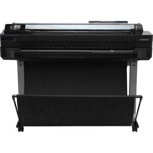 """HP Designjet T520 Inkjet Large Format Printer - 24"""" Print Width - Color"""