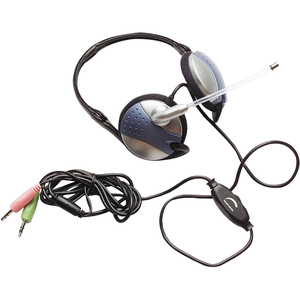 Inland 3.5mm Foldable Headset