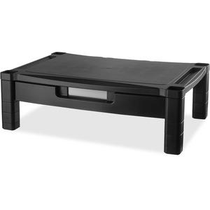 Kantek Widescreen Monitor Stand w/Remv. Drawer