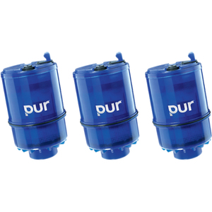 Pur Faucet Mount Replacement Water Filter - mineralclear 3 Pack
