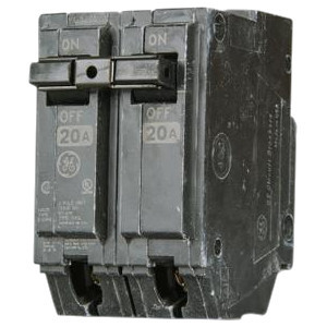 40A 2P GE MAIN CIRCUIT BREAKER