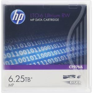 HP LTO-6 6.25TB Ultrium RW Cartridge