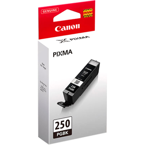 Canon PGI-250PGBK Original Ink Cartridge - Pigment Black