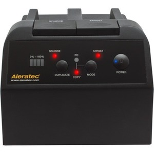Aleratec 1:1 HDD Copy Dock USB3.0 Hard Disk Drive Duplicator Part 350123
