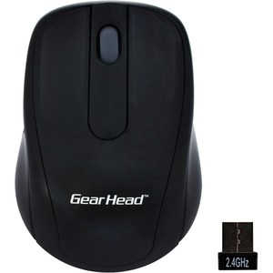 Gear Head 2.4 GHz Wireless Optical Nano Mouse
