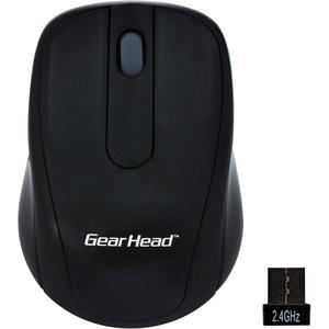 Gear Head 2.4 GHz Wireless Optical Nano Mouse