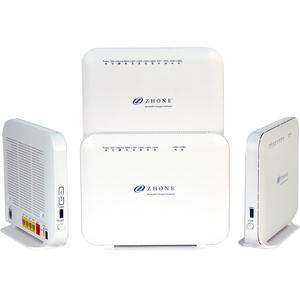 Zhone 6712-W1 VDSL2/ADSL2+ 4-Port Gateway