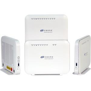 Zhone 6718-W1 IEEE 802.11n Modem/Wireless Router