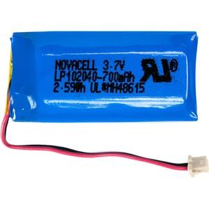 Socket CHS 800mAh Lithium ion Battery Replacement Kit for CHS 7Qi/7Xi/7XiRX