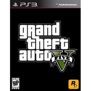Take-Two Grand Theft Auto V