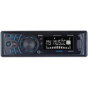 Boss Audio 635UAB Car Flash Audio Player - Single DIN