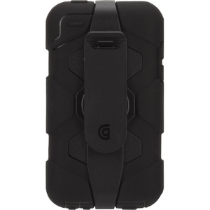Griffin Survivor Carrying Case for iPod - Black