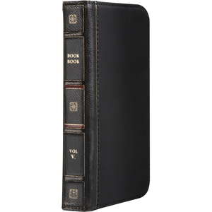 Twelve South BookBook Carrying Case (Wallet) for iPhone - Classic Black