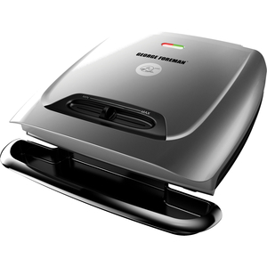 George Foreman 8 Serving Classic Plate Grill