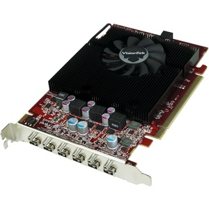 Visiontek Radeon HD 7750 Graphic Card - 2 GB GDDR5 - PCI Express 3.0 x16 - Single Slot Space Required