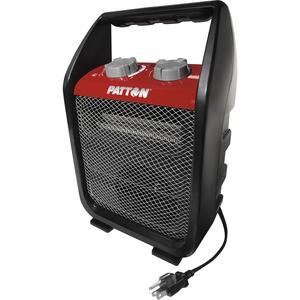 HEATER ELECTRIC CERAMIC 1500W