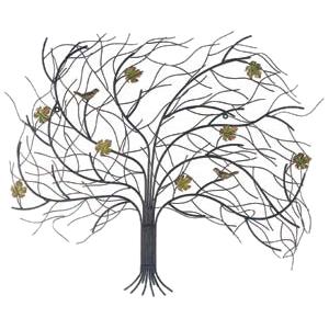 """Gardman Windswept Tree Wall Art - 29.5"""" L x 24.5"""" W"""
